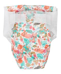 Another great find on #zulily! Owls Premium Disposable Jumbo Diaper Pack by The Honest Company #zulilyfinds