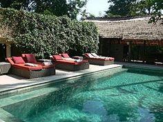 Swimming pool - Villa Balquisse