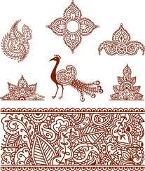 Would love my next tattoo to be mehndi-style