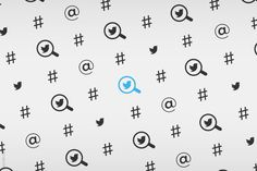search twitter hashtag bird users pattern advocacy retweet design illustration Free Images Marketing SumAll