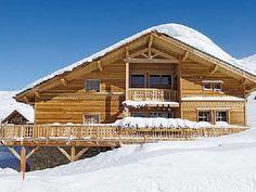 Chalet Alpes d'Huez, France