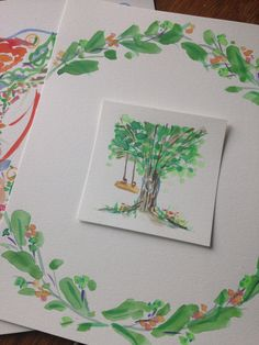 How about a one of a kind wedding invitation?
