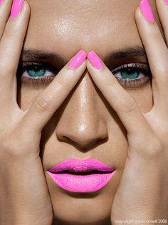 light hot pink
