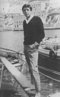 """On September 27, 1960, six days after his twenty-sixth birthday, Cohen bought a house in Hydra for $1500, using a bequest from his recently deceased grandmother. This was a """"big deal"""" in the words of one of his friends, a commitment to place and a world that was mysterious and unusual."""