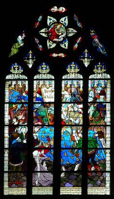 France_Orleans_cathedrale_vitraux http://www.pinterest.com/adisavoiaditrev/