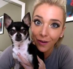 Jenna Marbles = LOVE OF MY LIFE. | The Two-Syllable Damn ...
