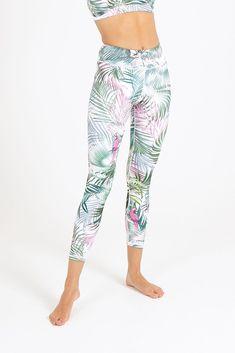 a04d52eb54afa Eden High Waist Printed Legging - 7/8