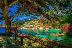 Stunning shot! Kefalonia island, Greece