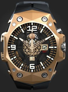 "Brand New Linde Werdelin LW 10-24 GMT 'Traveller's' Watch - by Richard Cantley - see each version, read more on aBlogtoWatch.com ""In honor of the tenth anniversary of their first release, the Founders watch, Linde Werdelin are releasing their third-generation line with the LW 10-24 GMT watch. Linde Werdelin are building upon their tradition of crafting timepieces that fit a specific aesthetic with a GMT watch that serves to offer a watch-plus-instrument..."""