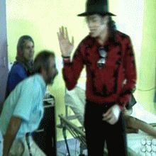 He soo cute.. and shy! aww! adorable <3 You give me butterflies inside Michael... ღ by ⊰@carlamartinsmj⊱