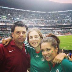 Estadio azteca, Mexico vs Costa Rica 2013 Eliminatorias mundial 2014 (brazil)