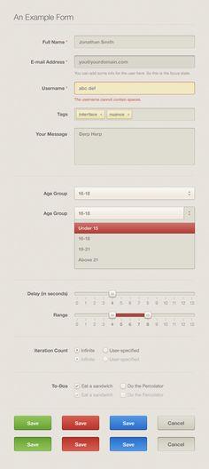 Icons, Modules, Tabs, Interface, Web, Ipad, Mobile