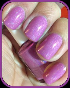 Pinky promise from The Colour me softly by LilypadLacquer on Etsy, $11.00