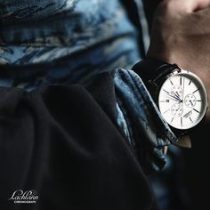 Första Chronograph Classic in silver exemplify simplicity & exquisiteness in a case. Men's Watches, Watches For Men, Daniel Wellington, Chronograph, Menswear, Style Inspiration, Mens Fashion, Classic, Instagram Posts