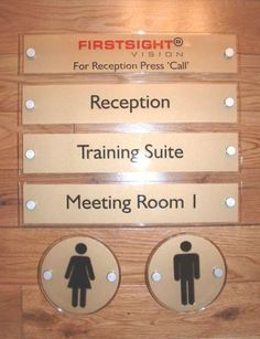 248 Best Office Door Signs For Your Business Images Business