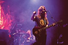 Mikael Åkerfeldt is just amazing.  Opeth is one of those bands that just blows me away when I listen to them.