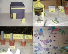 Hajj for Kids – 10 Activities to Learn about Hajj  How do we keep the spirit of Hajj alive for our children during these precious days and make it a productive learning period for them? Here are 10 Hajj crafts for your children.   Visit: http://proms.ly/19bpxHt