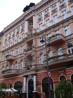 Hotel Pod Orlem, Bydgoszcz