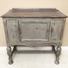 Beautiful Sideboard Buffet - Entryway Table by madenewdesignct on Etsy https://www.etsy.com/listing/263598678/beautiful-sideboard-buffet-entryway