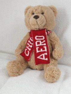 """Aeropostale Teddy Bear Plush Toy 15"""" Collectible by Aeropostale, http://www.amazon.com/dp/B006UURTR6/ref=cm_sw_r_pi_dp_4xrVrb1GN4G1R"""