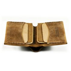 Handmade Leather Wallet Women wallet and Men wallet by AtelierPall