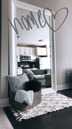 Stylish living room decorations for small rooms - # for . Stylish living room decorations for small rooms - # rooms The decoration of home . House Rooms, Simple Apartment Decor, Cozy Living Rooms, Stylish Living Room, Apartment Living Room, Bedroom Decor, First Apartment Decorating, Home Decor, House Interior