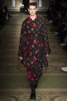 Simone Rocha Fall 2017 Ready-to-Wear Fashion Show - Marie Damian
