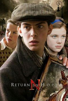 I love how Edmund looks in his hat.