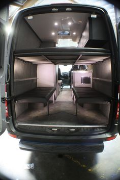 Sawtooth Sprinter Van 01                                                                                                                                                     More