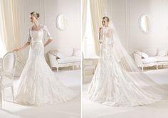 Vestido de Noiva IN-A118N