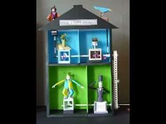 House of Paper Automata