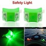 Botepon 2Pcs Boat Kayak Navigation Lights Safety Lights Led Boat Lights Skateboard Lights Drone Lights Bicycle Lights with 3 Modes  Botepon 2Pcs Boat Kayak Navigation Lights Safety Lights Led Boat Lights Skateboard Lights Drone Lights Bicycle Lights with 3 Modes Product Description Specification: *Power Source: 2Pcs 2 x CR2032 batteries (included). *Mini-shaped, Solid, Durable and Flexible. *Long LED Lifespan: 10,000 Hour. *One-touch opeing design. *Easy to Install: With the flexible l..