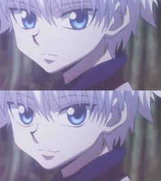 Killua :) Hunter x Hunter