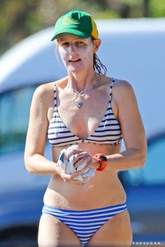 Pin for Later: Helen Hunt's Bikini Body Will Make You Do a Double Take