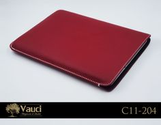Add some color to your computer with our custom designed, hand-stitched #leather laptop sleeves. Reserve yours today at 561-705-0611! vauci.com