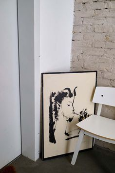 Housetour: Loft in Berlin Mitte. Künstlerloft, artists apartment
