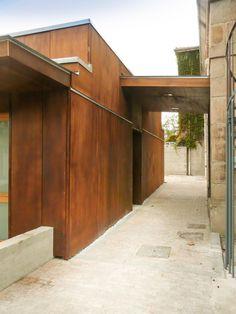 Structure d'accueil petite enfance - St. Priest en Jarez, par Atelier Architecture Urbanisme Mathais