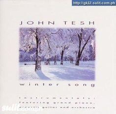 john tesh - winter song