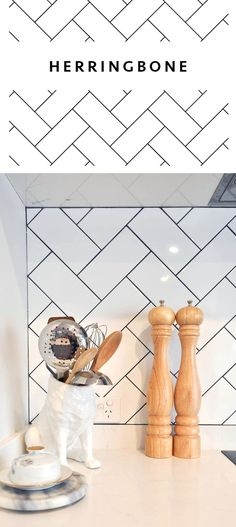 Before you leap into your kitchen or bath renovation, it pays to know the basics. (It might also help you sound like you sort of know what you're doing when you talk to your contractor or the salespeople at the home store.) When it comes to regular square or rectangular tile, nearly every pattern can be boiled down to these five basic models.