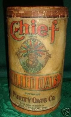 Tin Cans, Vintage Tins, Rolled Oats, Outlander, Boxes, Container, Van, Canning, Signs