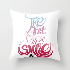 Woman+Throw+Pillow+by+Sibriega+-+$20.00