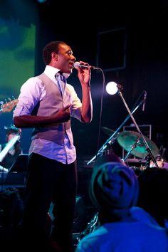 Aloe Blacc on OnePlaylist