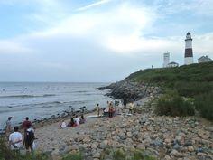 Phare de Montauk à Long Island #USA