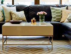 FH Decor Idea: Style your Coffee Table - Fashionable Hostess