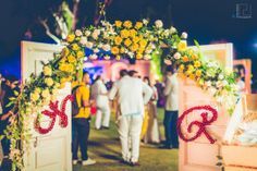 Browse photos, outfit & decor ideas & vendors booked from a real Gujarati Destination wedding in Udaipur. Entrance Decor, Udaipur, Best Sites, Wedding Story, Real Weddings, Destination Wedding, Table Decorations, Home Entrance Decor, Dinner Table Decorations
