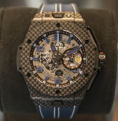 Hublot, the official timekeeper of Ferrari and Scuderia Ferrari, has announced their newest creation, the Big Bang Ferrari Limited Edition 60th anniversary in North America wristwatch. This timepiece commemorates the longstanding collaboration of these two innovative manufacturers as well as Ferrari's 60-year history of bringing the world's most iconic supercars to America. The [...]