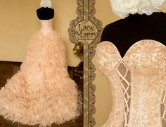 Fabulous Short on the Front Asymmetrical Design Pale Pink Wedding Dress Features Delicate Beading on the Bust Part