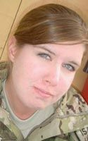 Spec. Mikayla A. Bragg, 21, Longview, Wash.,   Faces of the Fallen   The Washington Post