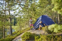 Most of Sweden's open space remains essentially untouched, and the Right of Public Access means that people are free to roam the forests, camping, fishing or picking berries and mushrooms. Spending time in nature is an essential part of the Swedish lifestyle.