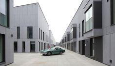 Eternit Fassadentafeln EQUITONE [tectiva] - EQUITONE Großformat - Fassade TE 20